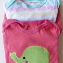 Pack 3 bodys niña