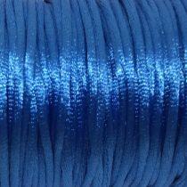 Cordón de nylon azul 1mm (1 metro)