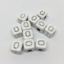 Q – blanco/plata