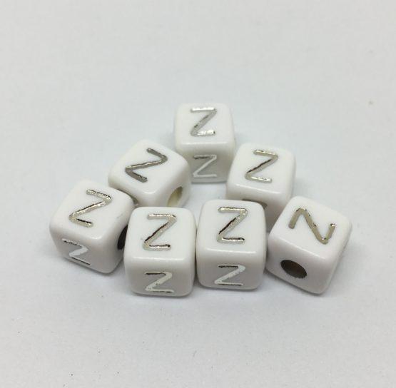 Z – blanco/plata