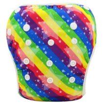 Pañal acuático arcoiris