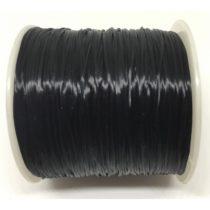Hilo elástico negro