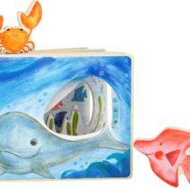 Libro de imágenes Mundo submarino interactivo