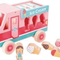 Juego de encaje Carrito de helados