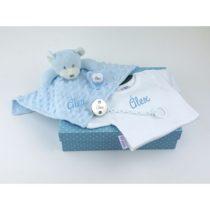 Cajita Medium azul Personalizada