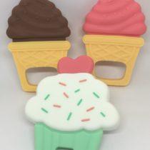 Cupcakes silicona (2 modelos diferentes)