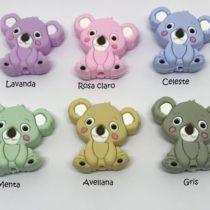 Cuerpo koala silicona