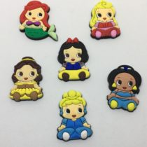 Pack 5 princesas Disney