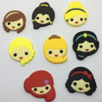 Pack 8 princesas Disney