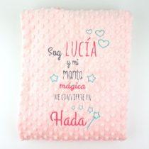 Manta Hada personalizada