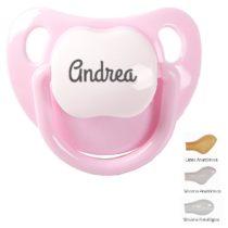 Chupete Baby Personalizado rosa