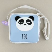 Bolsa Isotérmica Panda Azul Personalizada