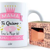 Taza Mama Te Quiero