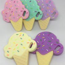 Cucurucho de helado silicona