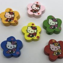Hello Kitty madera Standar