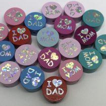 I love mom/dad madera premium