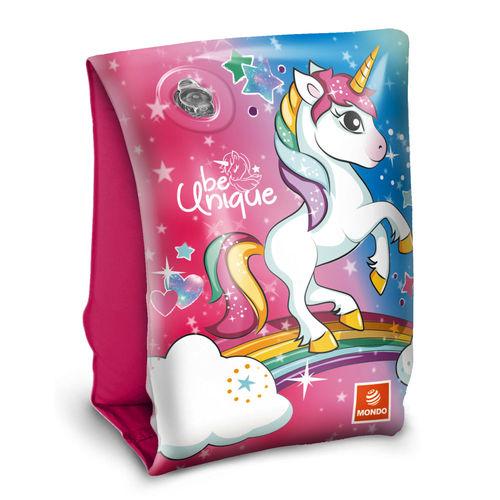 Manguitos unicornio