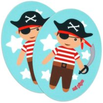 Parches termoadhesivos para ropa hada/pirata