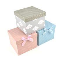 Cajitas regalo variadas
