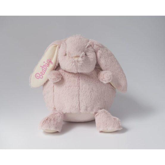Muñeco Bolita Personalizado Rosa
