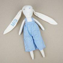 Muñeco My Rabbit personalizado (2 colores a elegir)