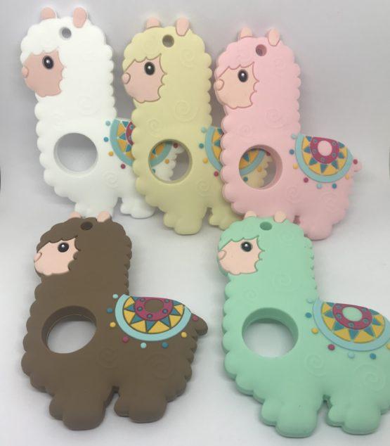 Alpaca estilo peruano silicona