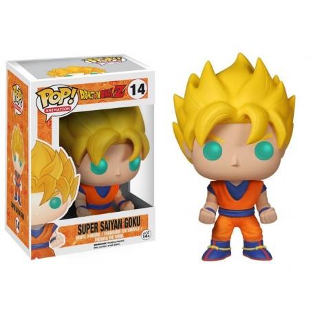Funko Goku super saiyan